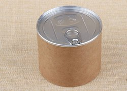 Kraft Paper Drum Containers