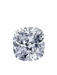 GIA Certified Natural Cushion Cut Diamond