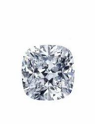 GIA Certified Natural Cushion Cut Diamond