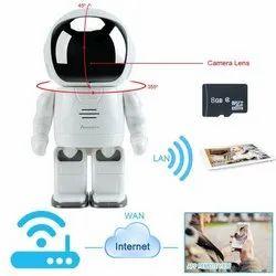 Wifi Robot Spy Camera
