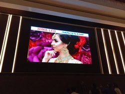 4.8mm Indoor LED Video Wall