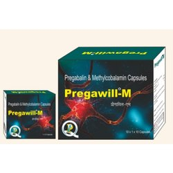 Pregabalin And Methylcobalamin Capsules