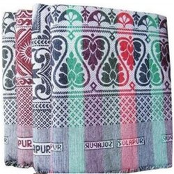 Cotton Solapur Chaddar, Type: Single