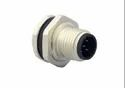 M12 5Pin Male Panel Mount Connector