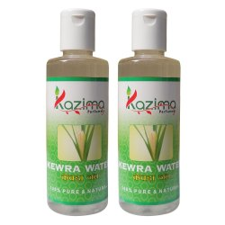 KAZIMA Pure Natural Undiluted Kewra Water