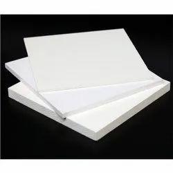 White Rigid PVC Board