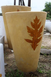 Conical Cement Pot