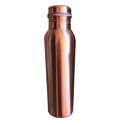 Stylish Copper Water Bottle