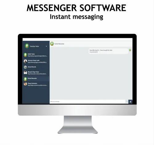 EoS Messenger Application, Global