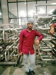Fabrication skilled Labor Service