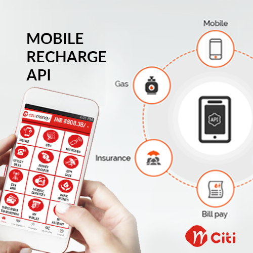 Mobile Recharge API, B2b Portal And Digital Wallet Services