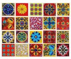Ceramic Decor Tile