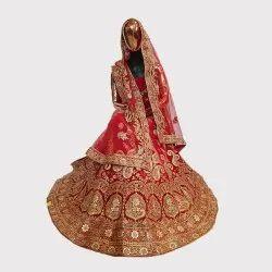 Bridal Velvet Lehenga