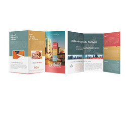 Color Brochure Printing Services