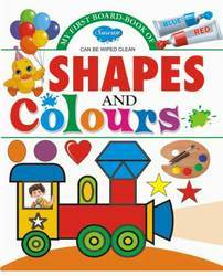 Shapes And Colours Book