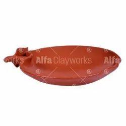 Clay Designer Plate