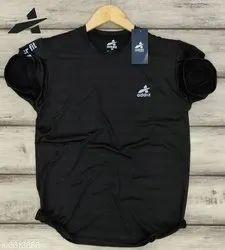 Trendy Men's Lycra T-Shirt