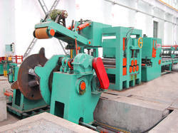 Slitting Line for Stainless and Prepainted Steel