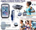 Jogging Armband Mobile Pouch H-1522