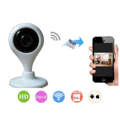 V380 Wifi P2p Ip Camera Wireless 720p Hd Smart Camera