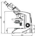 Labomed Lx 300 Binocular Phase Contrast Research Microscope