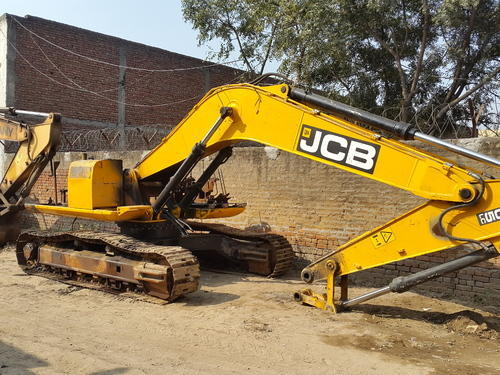 Used Spare Parts Of Excavator Jcb Js  Js
