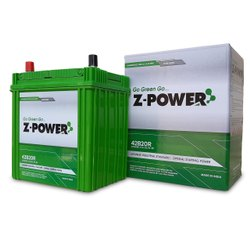 Hybrid Automotive Batteries