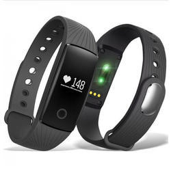 Heart Rate Activity Tracker with Distance Count