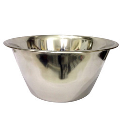 Stainless Steel Taper Mixing Bowl (Conical Bowl)