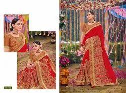 Heritage 16 Designer Saree