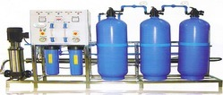 Softeners Water Treatment Plant