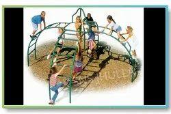SNS 304 Free Station Playground Climbers