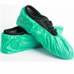 Disposable LD Shoe Cover Green