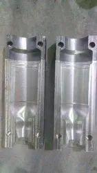 Aluminium 300 Ml Pet Plastic Water Blow Mould, 50-60 Hrc