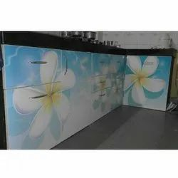 Plywood Which you have Designer Kitchen Cabinet