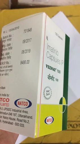Vennat Veenat 100mg Tablets, Packaging Type: 1*10