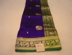 Peshawai Pure Silk Saree A