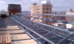 Solar Roofing Channels