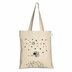 Anoo's Printed Cotton Bags, Capacity: 8-9 Kg, Size/Dimension: 10 x 10 x 3 Inch