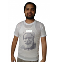 Mgtmby White T Shirt With Yatri Theme