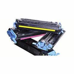 Black Remanufactured Printer Toner Cartridge for Office