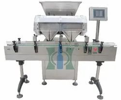 Capsule Counting And Filling Line