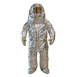 Aluminized Fire Suit