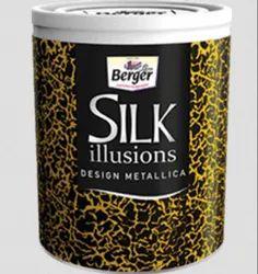 Berger Silk Illusions Design Metallica Paint