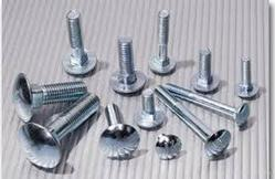 Round Head Square Neck Bolt