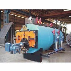 Cast Iron Automatic Steam Boiler, 240V