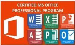 Ms Office Training Institutes
