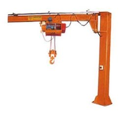 Pillar & Wall Mounted Jib Crane