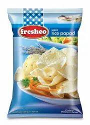 Jeera Rice Papad Khichiya, Pack Size (Gram): 200 Gm, 500 Gm