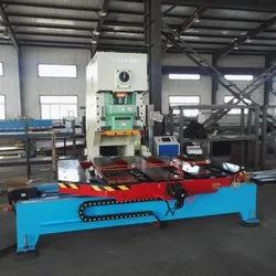 SHEET FEEDER, Model Name/Number: SHEET FEEDER 2500 X 1250, Applicable Machine Type: Metal Sheets